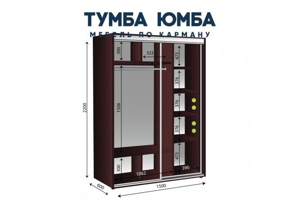 Шкаф-Купе 1500/600/2200