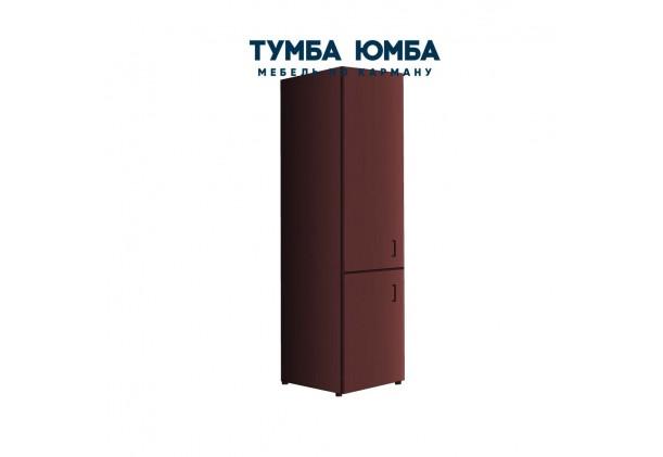 Фото недорогой стандартный мебельный распашной Пенал-1 600х600х2100 ДСП с полками для дома и офиса  У дешево от производителя с доставкой по всей Украине