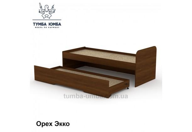 Кровать 80+70 с дополнительным спальным местом