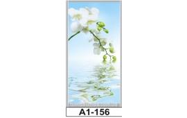 Фотопечать А1-156 для шкафа-купе на одну дверь. Цветы
