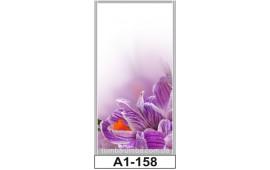 Фотопечать А1-158 для шкафа-купе на одну дверь. Цветы