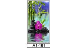 Фотопечать А1-161 для шкафа-купе на одну дверь. Цветы