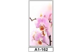 Фотопечать А1-162 для шкафа-купе на одну дверь. Цветы