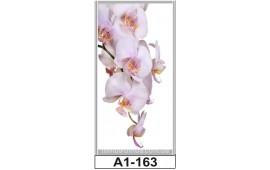 Фотопечать А1-163 для шкафа-купе на одну дверь. Цветы