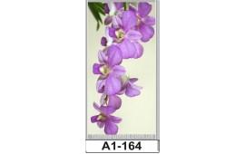 Фотопечать А1-164 для шкафа-купе на одну дверь. Цветы