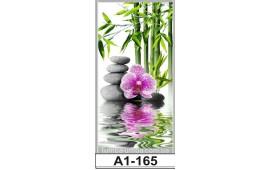 Фотопечать А1-165 для шкафа-купе на одну дверь. Цветы