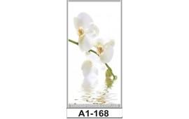 Фотопечать А1-168 для шкафа-купе на одну дверь. Цветы