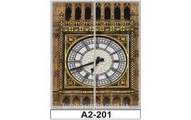 Фотопечать А2-201 для шкафа-купе на две двери. Лондон