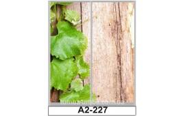 Фотопечать А2-227 для шкафа-купе на две двери. Природа