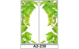 Фотопечать А2-230 для шкафа-купе на две двери. Природа