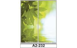 Фотопечать А2-232 для шкафа-купе на две двери. Природа