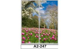Фотопечать А2-247 для шкафа-купе на две двери. Природа