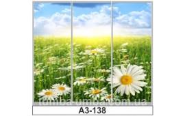 Фотопечать А3-138 для шкафа-купе на три двери. Природа