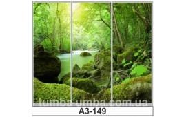 Фотопечать А3-149 для шкафа-купе на три двери. Природа