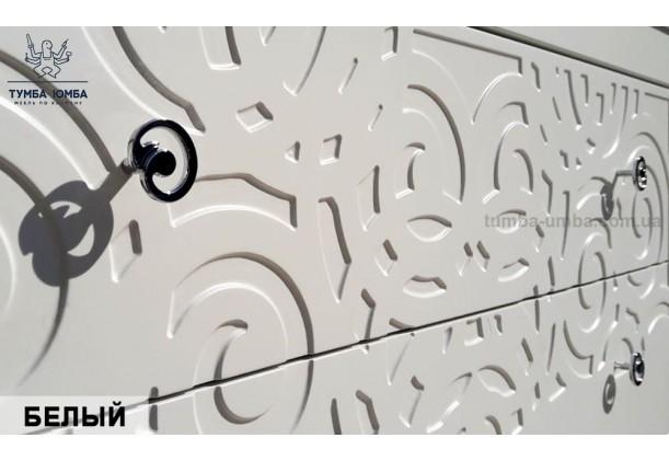 Комод Гефест большой с дверцами и ящиками