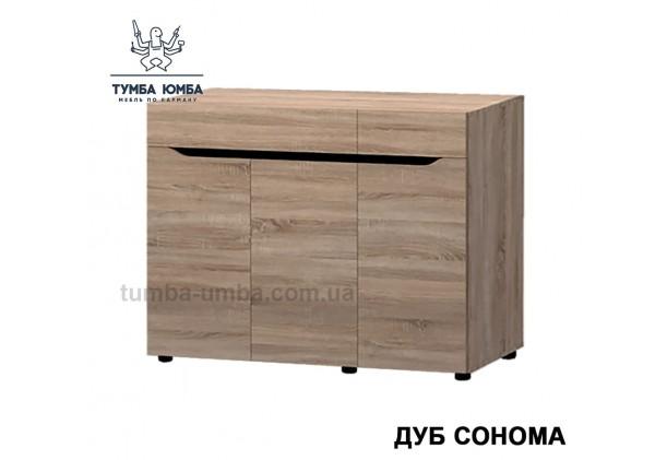 Комод Аякс 1200 с дверцами и ящиком МФ