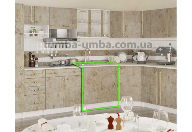 """Кухонная тумба под мойку Алина """"Низ 60НМ"""" 60 см"""