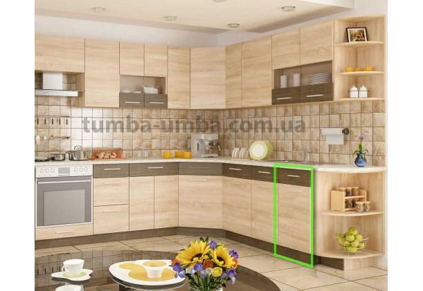 Кухонный шкаф-стол Грета 50НДВ1Ш 50 см