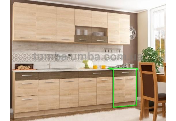 Кухонный шкаф-стол Грета 60НДВ1Ш 60 см