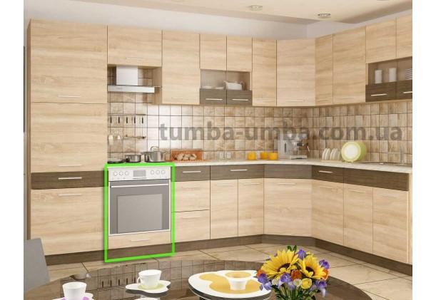 Кухонный шкаф для духовки Грета 60НДух