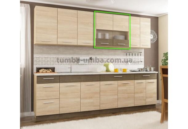 "Кухонная тумба-витрина Грета ""Верх 80ВВ"""