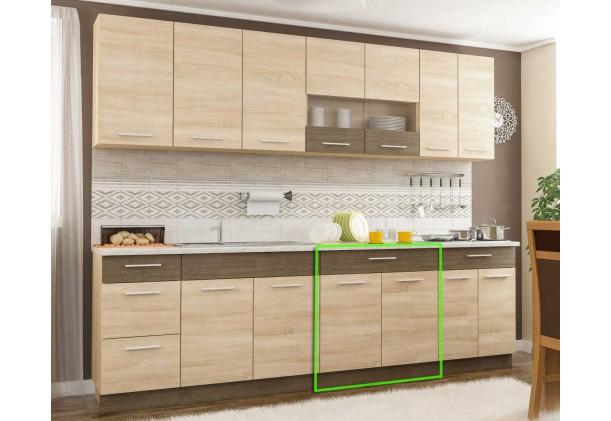 Кухонный шкаф-стол Грета 80НДВ1Ш 80 см