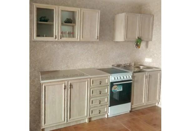 Фото кухни Агата БМФ в интерьере дешево от производителя с доставкой по всей Украине