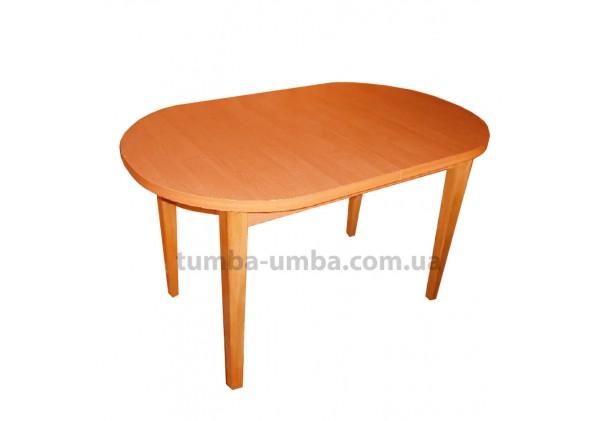 Кухонный стол Барвинок-7 овальный раздвижной