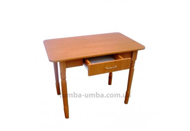 Кухонный стол Барвинок-2 простой с шухлядой