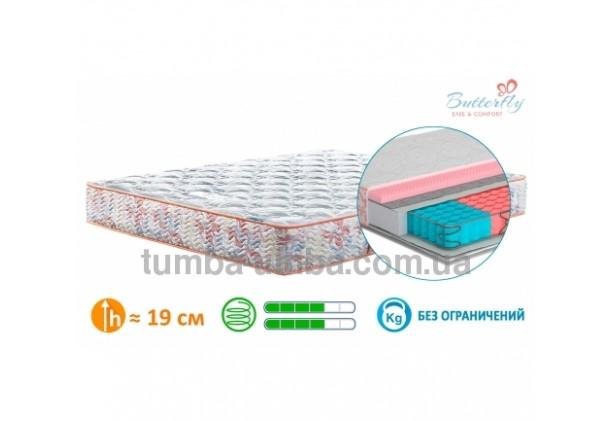 Фото односторонний ортопедический матрас Камелия односторонний в спальню недорого от производителя Матролюкс с доставкой по всей Украине
