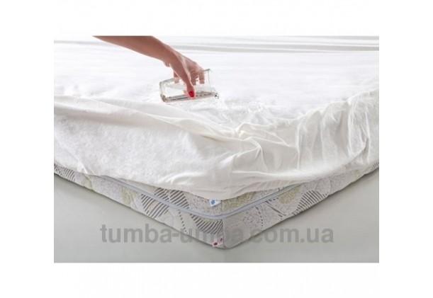 Фото наматрасник влагостойкий натяжной в спальню недорого от производителя Матролюкс с доставкой по всей Украине