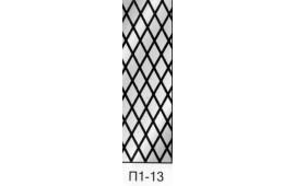 Пескоструйный рисунок П1-13 на одну дверь шкафа-купе. Узор