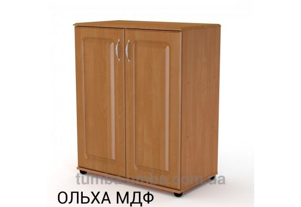 Комод - тумба 2Д МДФ с дверцами