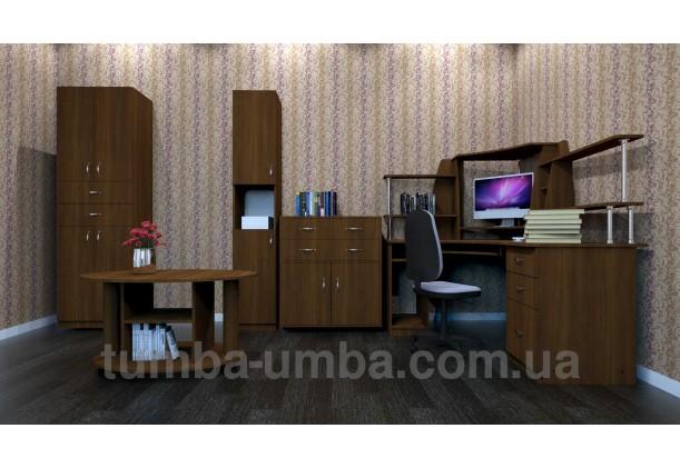 фото недорогой современный комод 2+2 Компанит в интерьере в комнате в интернет-магазине TUMBA-UMBA™ Украина
