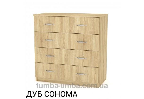 Комод 2+3 с пятью ящиками