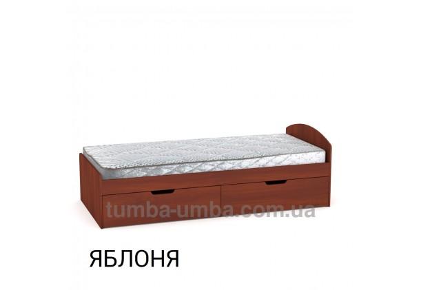 Кровать-90+2 с ящиками