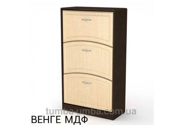 Обувная тумба ТО-3Б МДФ