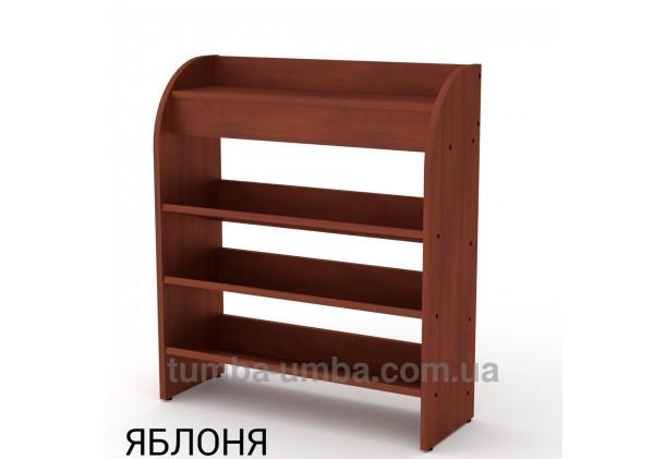 фото недорогой современной тумбы для обуви ТО-9 Компанит яблоня в прихожую в интернет-магазине мебели эконом-класса TUMBA-UMBA™