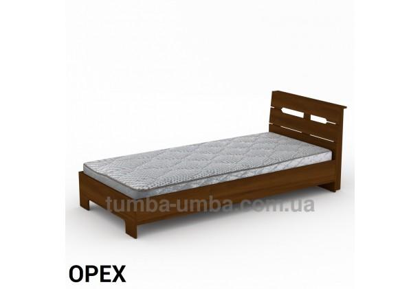 Кровать Стиль-90 односпальная
