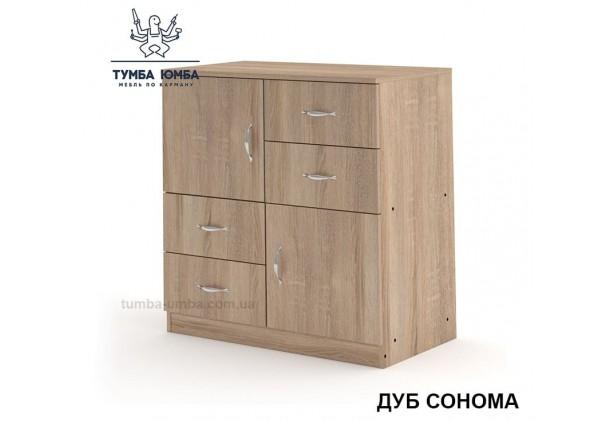 Фото недорогой современный комод 2+4 Алекс цвет дуб сонома в интернет-магазине TUMBA-UMBA™ Украина