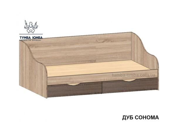 фото односпальная кровать-диван Дрим-1900 с ящиками для хранения белья дешево от производителя с доставкой по всей Украине