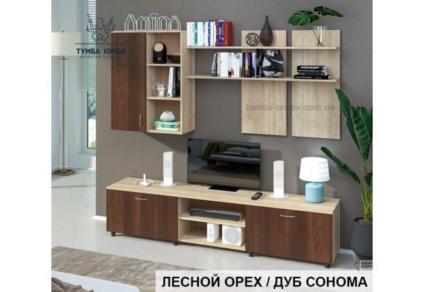 фото недорогая стенка в гостиную Марсель ДСП Алекс в интернет-магазине мебели эконом-класса TUMBA-UMBA™