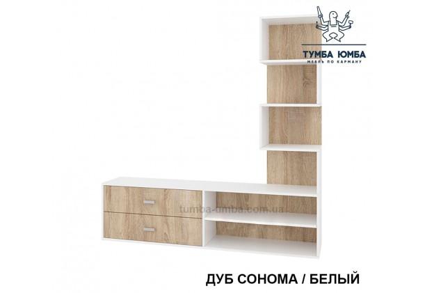 фото недорогая стенка в гостиную Мини-3 ДСП Алекс в интернет-магазине мебели эконом-класса TUMBA-UMBA™