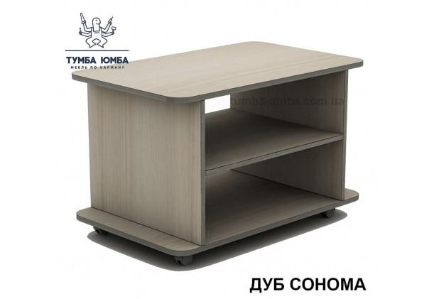 фото недорогой современный журнальный стол СЖ-1 Алекс цвет дуб сонома в интернет-магазине мебели эконом-класса TUMBA-UMBA™