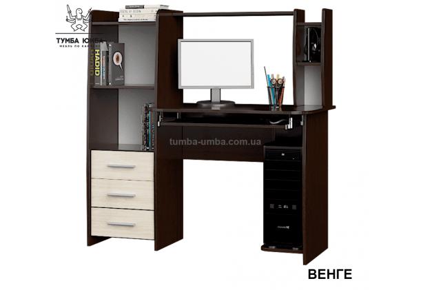 Компьютерный стол Лира с надстройкой Алекс