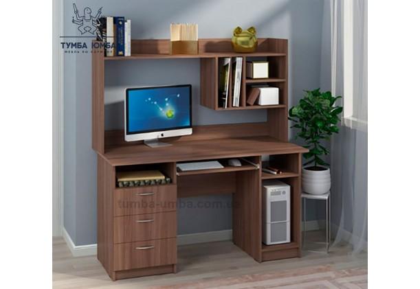 Компьютерный стол Оскар с надстройкой Алекс