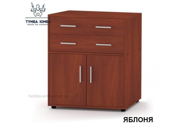 Фото недорогой современный комод 2+2 Компанит цвет яблоня в интернет-магазине TUMBA-UMBA™ Украина
