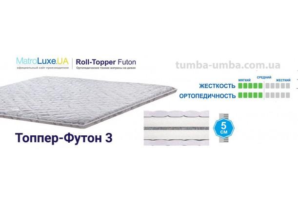 Матрас-Топпер Футон-3