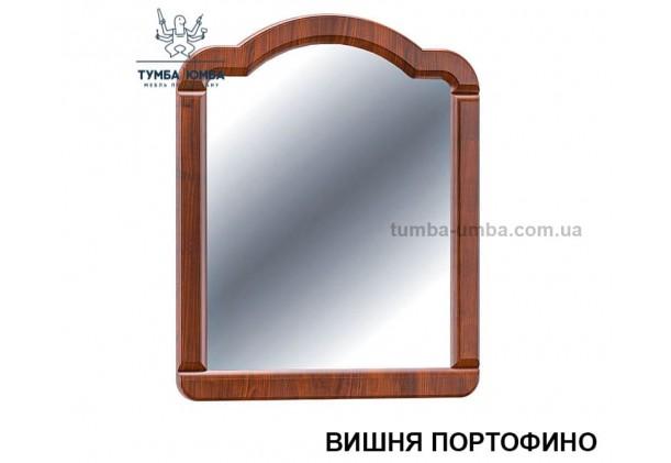 Фото недорогое готовое Зеркало Барокко на стену в зал, прихожую, спальню или офис в цвете вишня дешево от производителя с доставкой по всей Украине