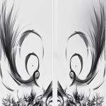 Шелкография лак белый
